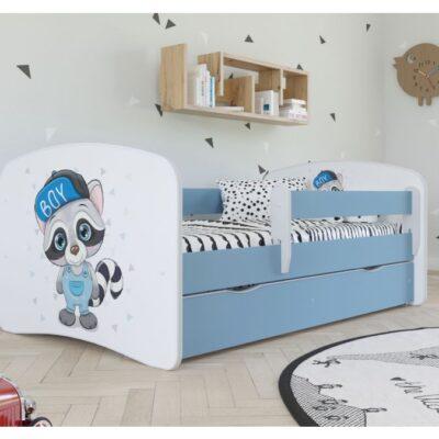 Otroška postelja Raccoon