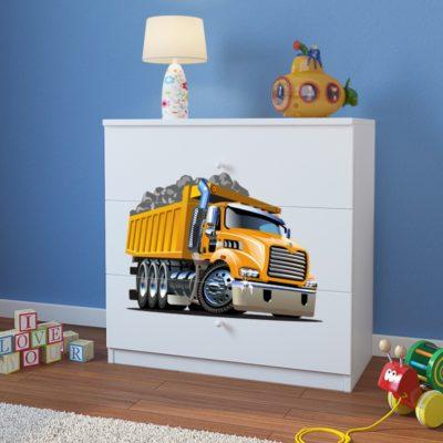 Otroški predalnik Truck