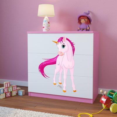 Otroški predalnik Unicorn