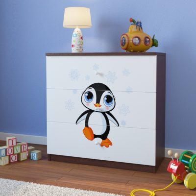 Otroški predalnik Penguin