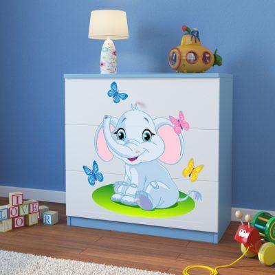 Otroški predalnik Elephant