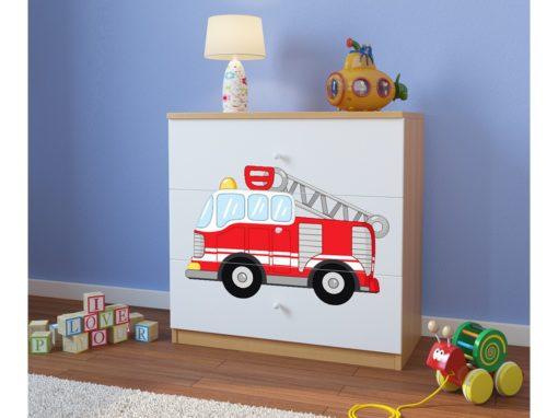 Otroški predalnik Engine Fire