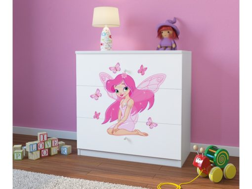 Otroški predalnik Fairy with Butterfly