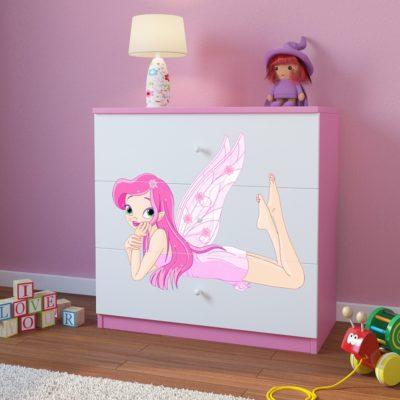 Otroški predalnik Fairy with Wings