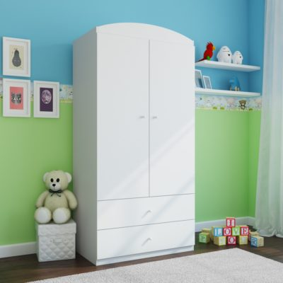Otroška garderobna omara BabyDreams