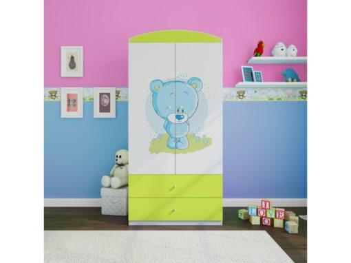 Garderobna omara Blue Bear