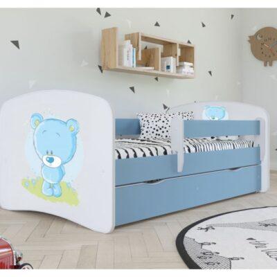 Otroška postelja BLUE BEAR