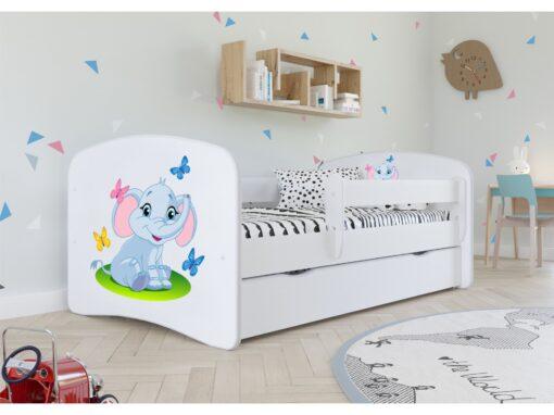 Otroška postelja Elephant