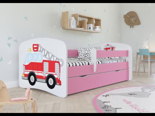 Otroška postelja FIRE ENGINE