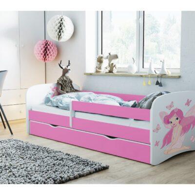 Otroška postelja Fairy with Butterflies