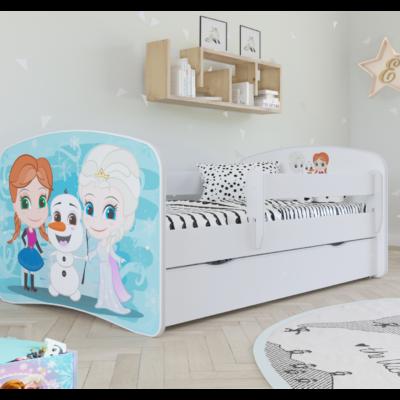 Otroška postelja ICE LAND