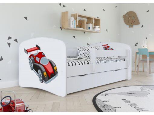 Otroška postelja RACING CAR