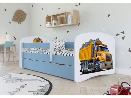 Otroška postelja TRUCK