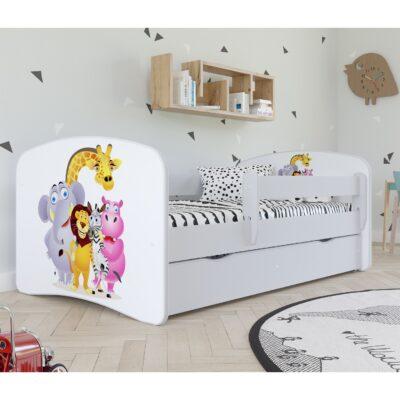 Otroška postelja ZOO